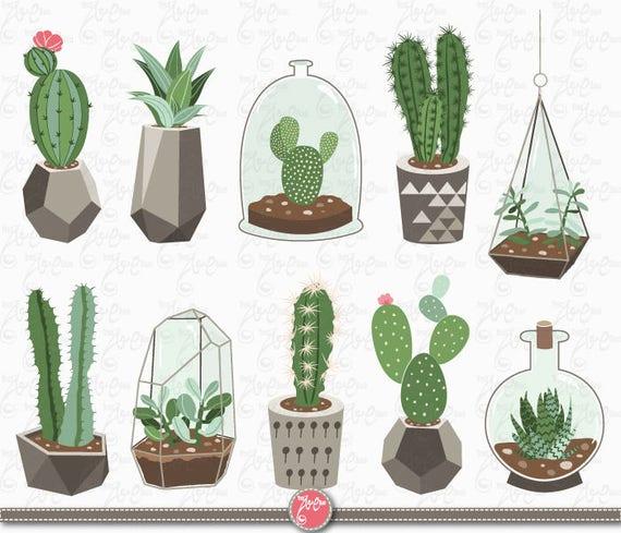 Doniczki Na Kaktus Obiektów Clipart Kaktus Clipart Pack Soczyste Clipart Tribal Kaktusy Kaktusy Rośliny Doniczkowe 11 Obrazów Png Pliki 300
