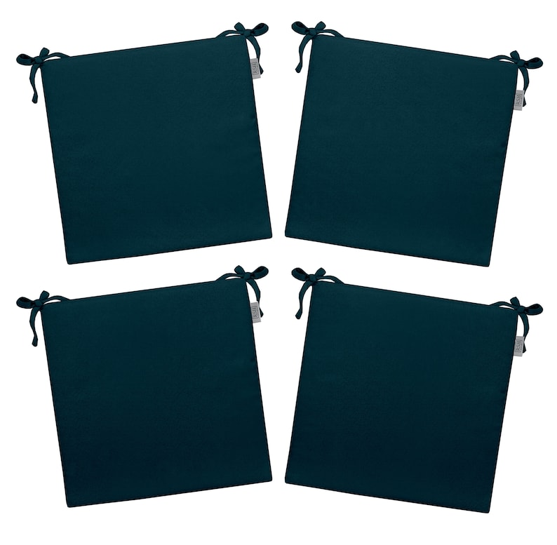Choose Size Rsh D U00e9cor Indoor Outdoor 3 Foam Seat Cushion Set Of 4 Made From