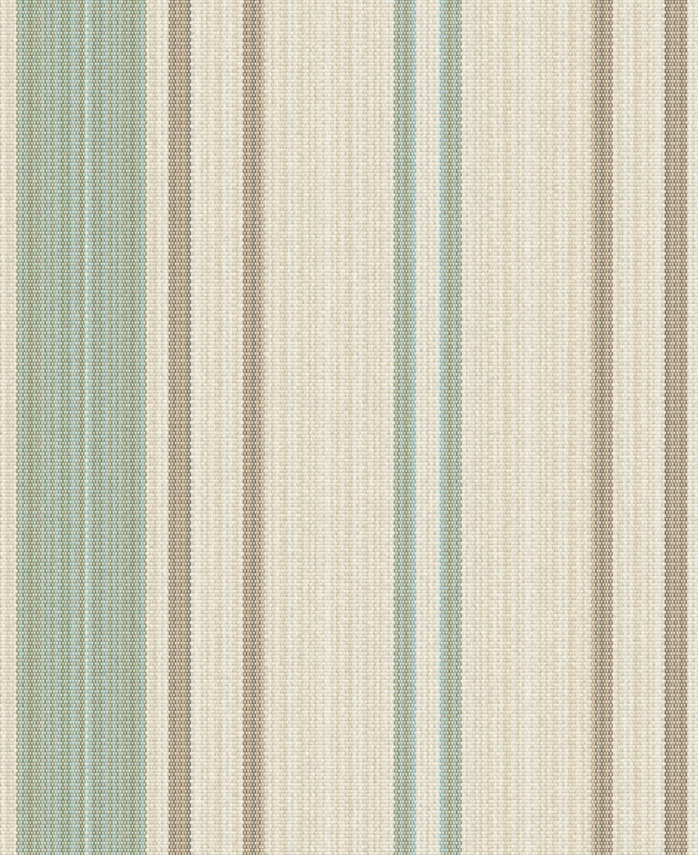 Tissu d'ameublement extérieur intérieur ~ Outdura par la Cour ~ intérieur Marisol Seamist Stripe 631a72