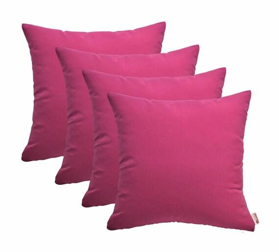 Set Of 40 InOutdoor Decorative Throw Pillows Sunbrella Hot Etsy Awesome Etsy Decorative Throw Pillows