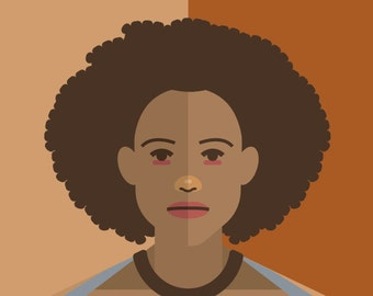 Game of Thrones - MIssandei 11x14 print