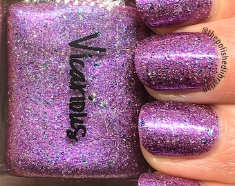 Vicarious by Tool ~~Music to listen to while you paint your nails~~