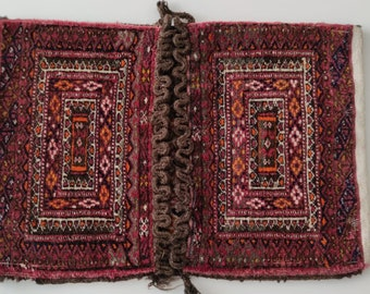 Saddle Bag Afghan Bag Medallion Bag Sale Decorative Bag Sale Turkmen Bag Sale! 4/'4 x 2/' feet Kilim Bag Old Bag Tribal Bag
