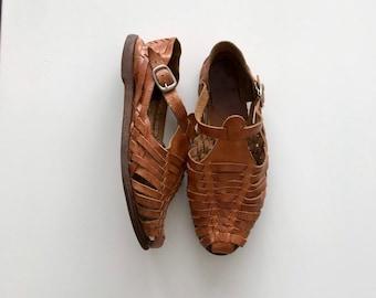 1982 Penaljo Tan Sandals New Old Stock 1980s Sandals Tan   Etsy
