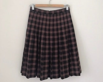 5b562c427c03c3 Vintage Pleated Skirt