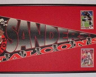 Items Similar To Deion Sanders Rookie Card Football Card