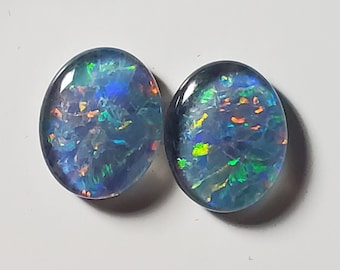 Opal triplet 5x7mm 1pc
