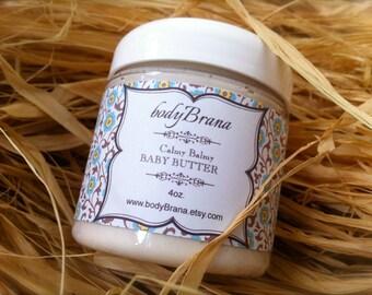 Calmy Balmy BABY BUTTER-- Organic body and diaper balm