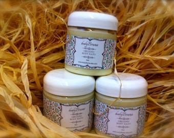 Organic BODY MAYO-- 100% organic and natural hand and body cream