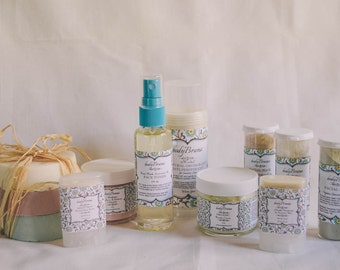 Ultimate Personal Care Package for Pure and Natural Body Care