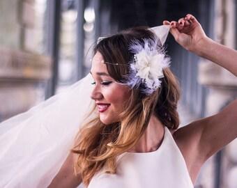 Hochzeit Blumen Stirnband Blumen Hochzeit Blumenkrone Braut Etsy