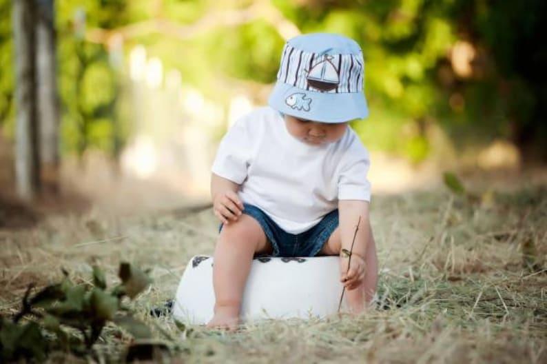 a7ec1e4c74f Baby Boy Sun Hat Boy Bucket Hat Baby Floppy Hat Sun Hat
