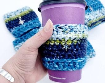 Starry Night Coffee Sweaters