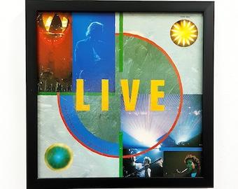Pink Floyd Wall Art Framed or Clock Album Cover Art