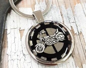 Steampunk Keychains