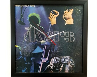 The Doors Band Album Cover Wall Art Framed or Clock