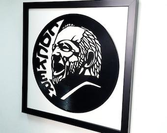 Joe Cocker Wall Art Vinyl Record Framed Artwork