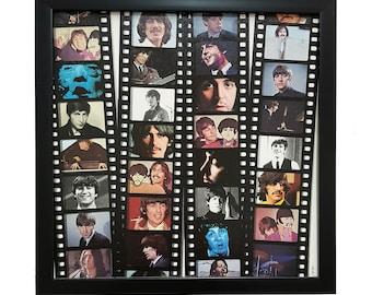 The Beatles Album Wall Art Framed or Clock