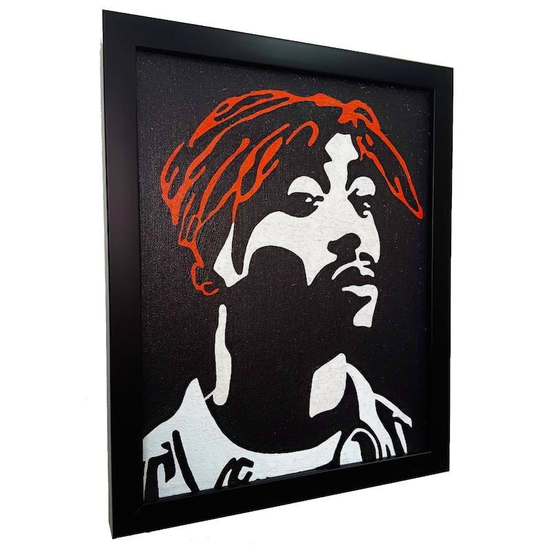Tupac Shakur 2Pac poster wall decoration 22 x 34.