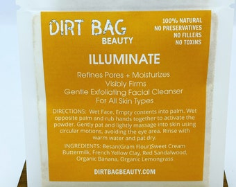 Illuminate facial treatment