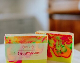 Happiness Soap