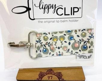 Lippy clip lip balm holder