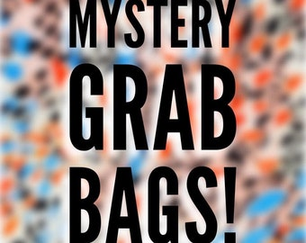 Mystery jewelry grab bags!