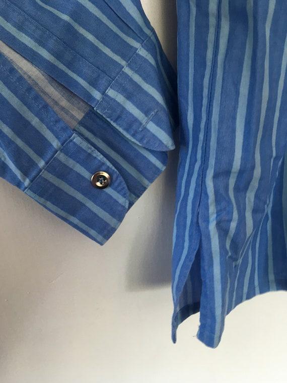 MARIMEKKO Finland Striped Shirt Unisex Free Shipp… - image 5