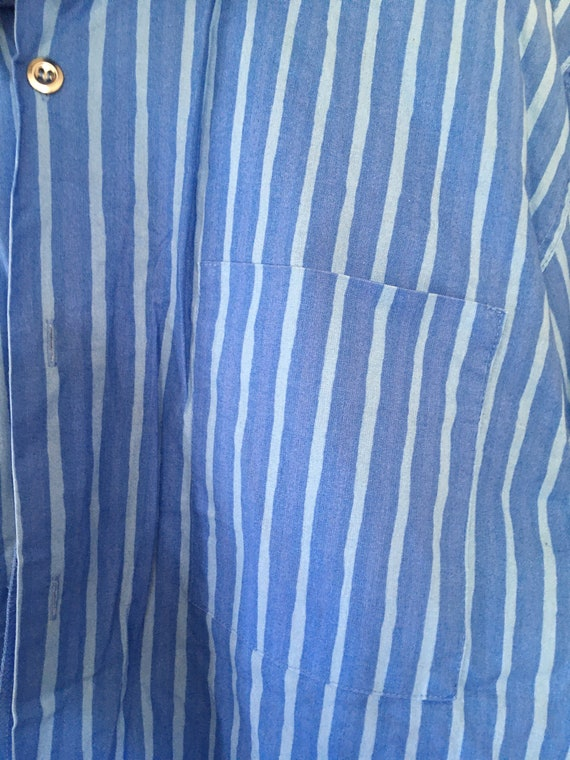 MARIMEKKO Finland Striped Shirt Unisex Free Shipp… - image 3