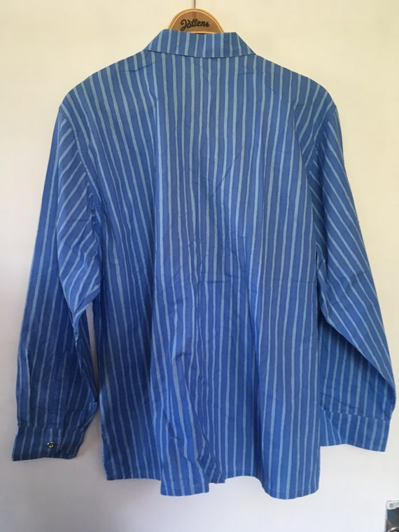 MARIMEKKO Finland Striped Shirt Unisex Free Shipp… - image 4