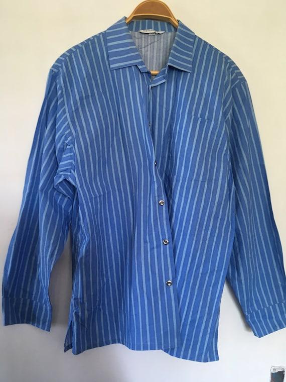 MARIMEKKO Finland Striped Shirt Unisex Free Shipp… - image 1
