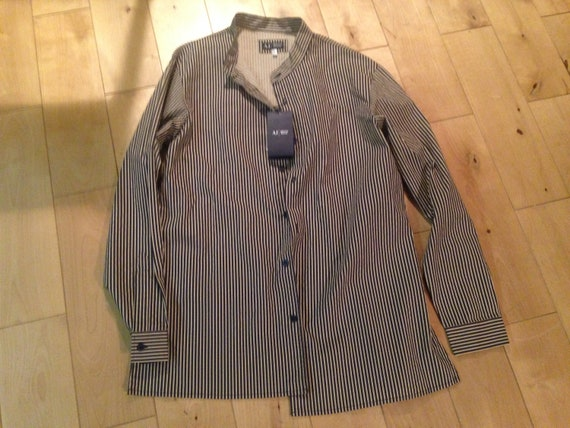 ARMANI JEANS Vintage Shirt New Old Stock