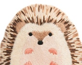 Hedgehog - Embroidery Kit