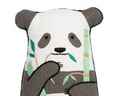 Panda - Embroidery Kit