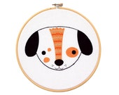 Puppy - Hoop Art Kit