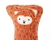 Monkey - Embroidery Kit