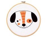 Puppy - Hoop Art Kit