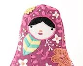 Matryoshka - Embroidery Kit