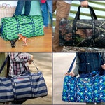 Duffel Bag, Monogrammed Duffel Bag, Personalized Overnight Bag, Boys Gym Bag, Kids Duffel Bag, Weekend Travel Bag, Boys Luggage, Boys Duffle