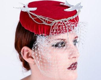 Ciara Pillbox hat