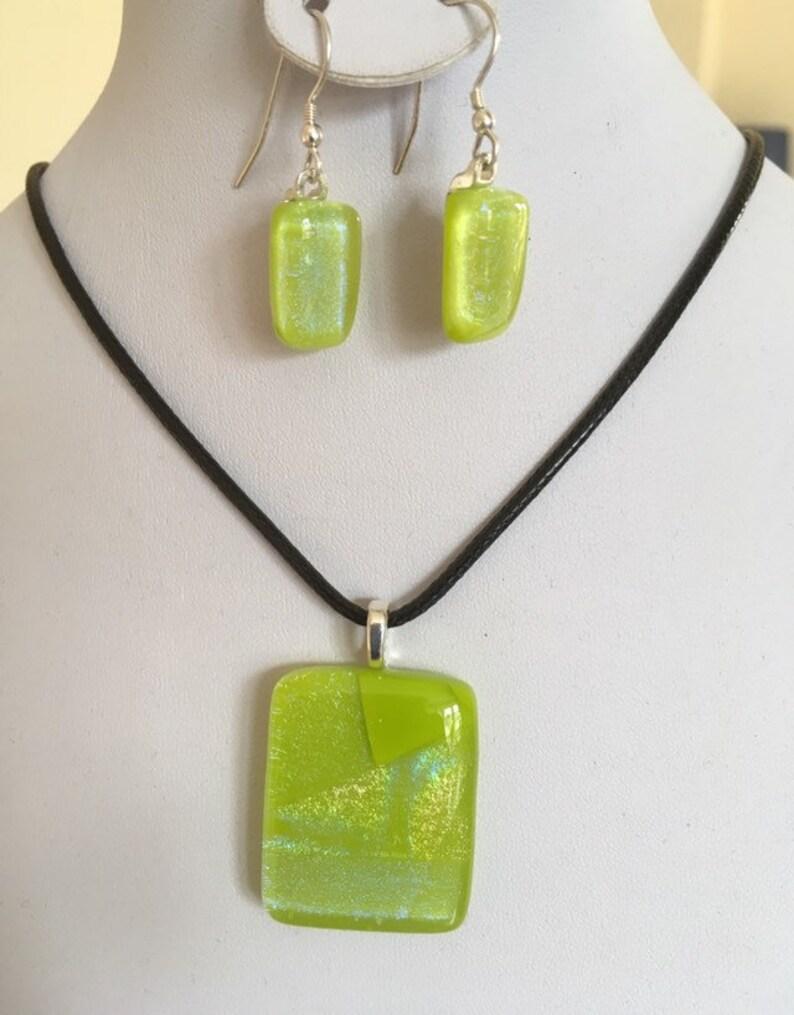 Lime green assortment