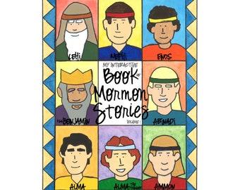 Volume 1: Interactive Book of Mormon for Kids (PDF)