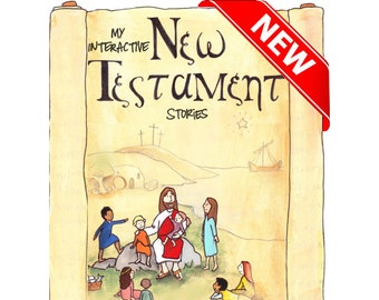 My Interactive New Testament Stories PDF