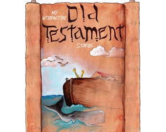 My Interactive Old Testament Stories PDF
