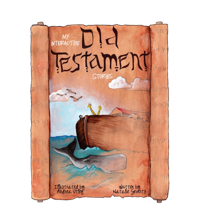 My Interactive Old Testament Stories PDF image 0