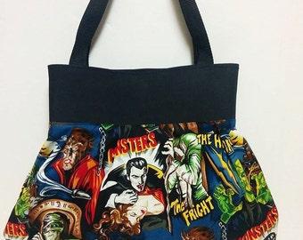 Classic Monster Handbag