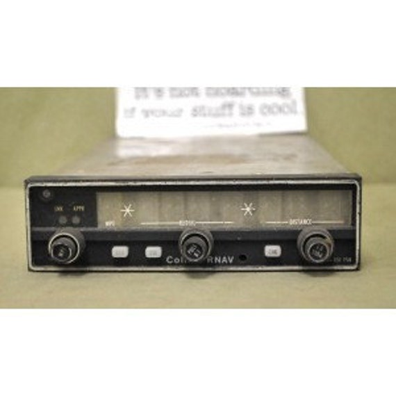 ANS 351 Collins RNAV Receiver 622 3767 001 CORE Vintage Retro
