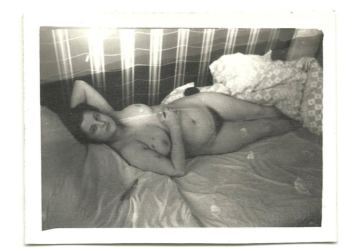 erica campbell peach lingerie