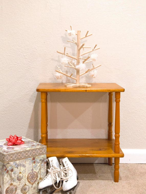 Super 1 Ft Tall Minimalist Contemporary Modern Wood Dowel Table Top Christmas Tree Solstice Tree Pine Tree Decor Handmade Machost Co Dining Chair Design Ideas Machostcouk