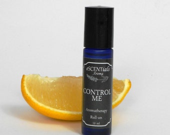 Weight Loss, Appetite suppressant, Essential Oils, Natural, Control Me Roll On, Aromatherapy Blend, Diet, Energy, Uplift, Mint, Lose weight